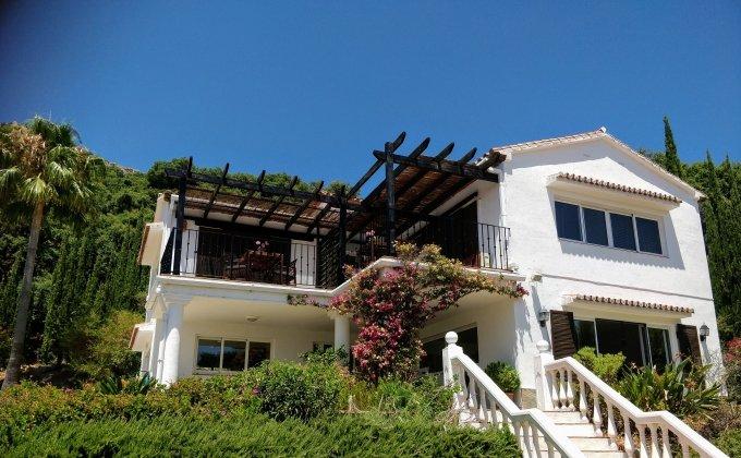 villa location retreat
