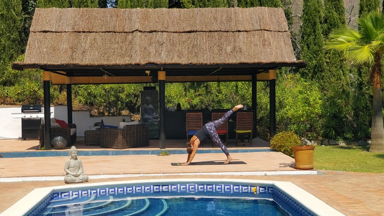 yoga practice daily life